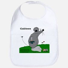 Gulliver The Rat Bib