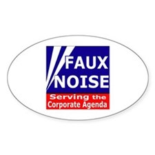 Fox News - Faux Noise Decal