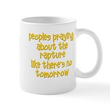 funny rapture Mug