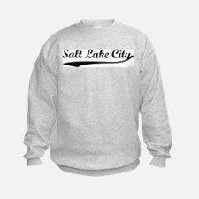 Vintage Salt Lake City Sweatshirt