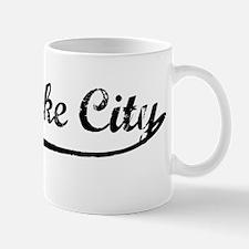 Vintage Salt Lake City Mug