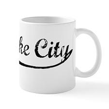 Vintage Salt Lake City Small Mug