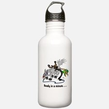 Western Saddle Tight Water Bottle