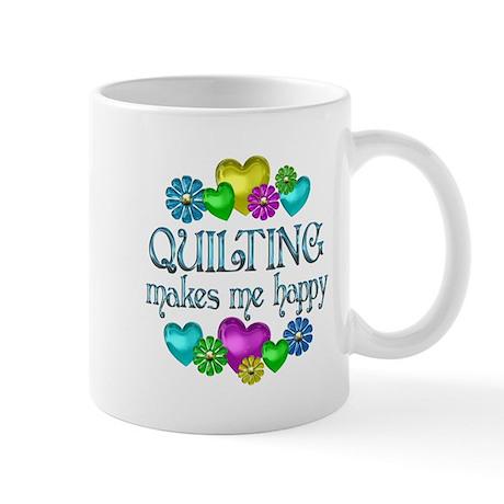 Quilting Happiness Mug