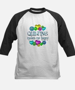Quilting Happiness Tee