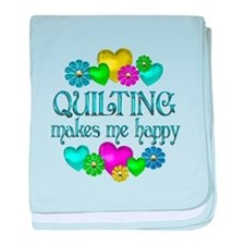 Quilting Happiness baby blanket
