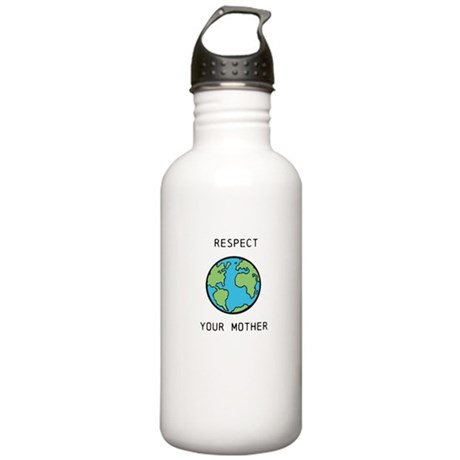 Respect Stainless Water Bottle 1.0L