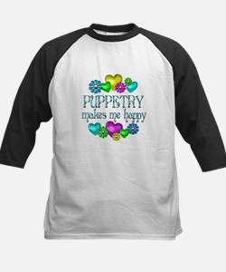 Puppetry Happiness Tee
