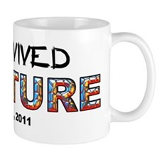 """""""I Survived The Rapture"""" Mug"""