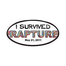 """I Survived The Rapture"" Patch"
