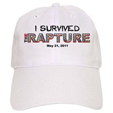 """I Survived The Rapture"" Baseball Cap"