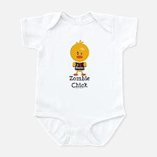 Zombie Chick Infant Bodysuit