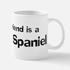 Best friend: Tibetan Spaniel Mug