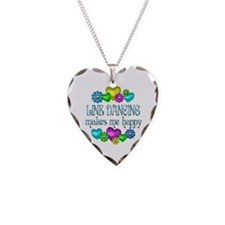 Line Dancing Necklace