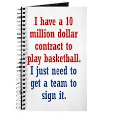 Basketball Contract Journal