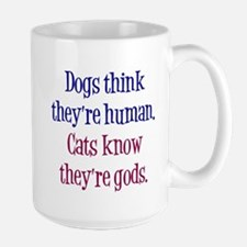 Dogs and Cats Mug