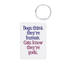 Dogs and Cats Keychains