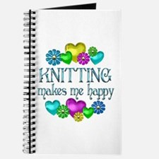 Knitting Happiness Journal