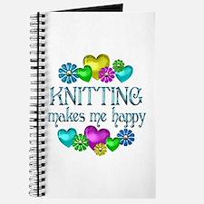 Knitting Happiness Journal