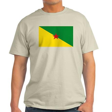 French Guianese Flag Light T-Shirt