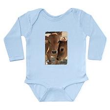 Summer & Freedom Long Sleeve Infant Bodysuit