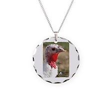 Eliza the Turkey Necklace