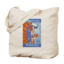 Obey the Cow Tote Bag