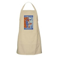 Obey the Cow Apron