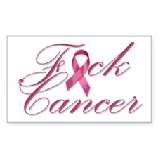 F**K Cancer Decal