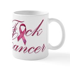 F**K Cancer Mug