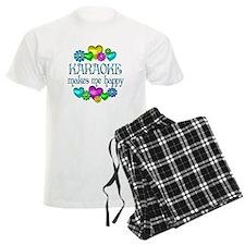 Karaoke Happiness Pajamas