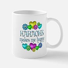 Karaoke Happiness Mug