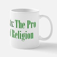 Pro-Wrestler of Religion Mug