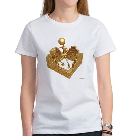 BuildingWalls01 Women's T-Shirt