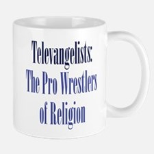 Pro-Wrestler of Religion Mug