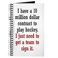 Hockey Contract Journal
