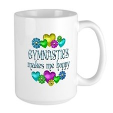 Gymnastics Happiness Mug