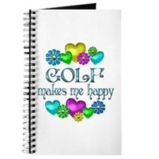 Golf Happiness Journal