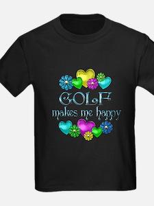 Golf Happiness T
