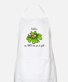 That's The Pot Of Gold BBQ Apron