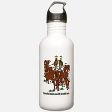 Cattle & Horses Water Bottle