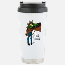 Girl & Horse Travel Mug