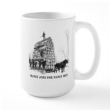 Manly Men Mug