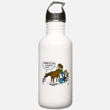 Veterinarian & Horse Water Bottle