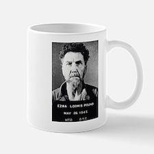 Ezra Pound mug shot Mug