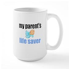 My Parent's Lifesaver Mug