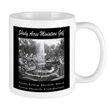 Shady Acres Miniature Golf Mug