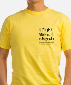 Fight Like A Cherub T