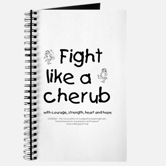 Fight Like A Cherub Journal