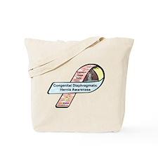 Camdyn Gage Seay CDH Awareness Ribbon Tote Bag